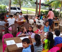 과테말라 아이들에게 어린이성경학교를 세워주세요!