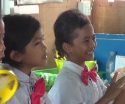 캄보디아 씨엠립 아이들에게  복음으로 어린이성경학교를 세워주세요!