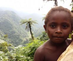 바누아투 산토섬 아이들에게 어린이성경교재를 보내주세요!