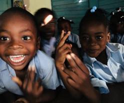 도미니카공화국 아이들에게 어린이성경교재를 보내주세요!