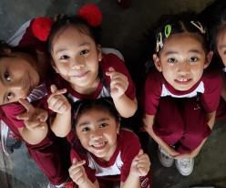 필리핀 리빠시 아이들에게 어린이성경교재를 보내주세요!